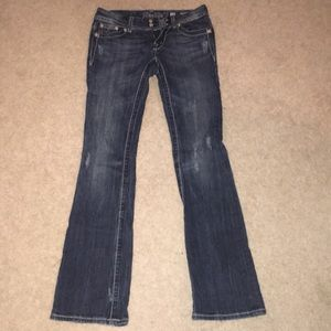Miss me jeans the buckle 27 EUC boot cut